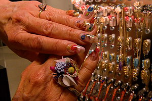Oceanside Museum Unveils Fingernail Art On 'Tiny Canvases'