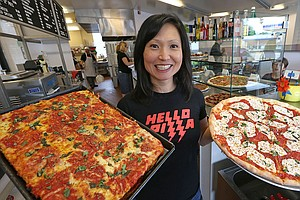 In Male-Dominated Pizza Circles, Women Are Grabbing A Bigger Slice Of The Pie
