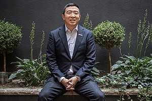 'A Game Changer': Andrew Yang Explains How He'd Give Ever...