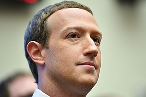 WATCH LIVE: Mark Zuckerberg Offers A Choice: The Facebook Way Or The China Way