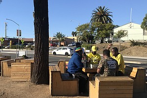 Photo for Advocates See Room For Improvement In San Diego's 'Placemaking' Program