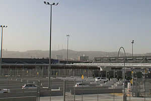 Photo for After 10 Years And $741 Million, Rebuilt San Ysidro Port Of Entry Is Complete