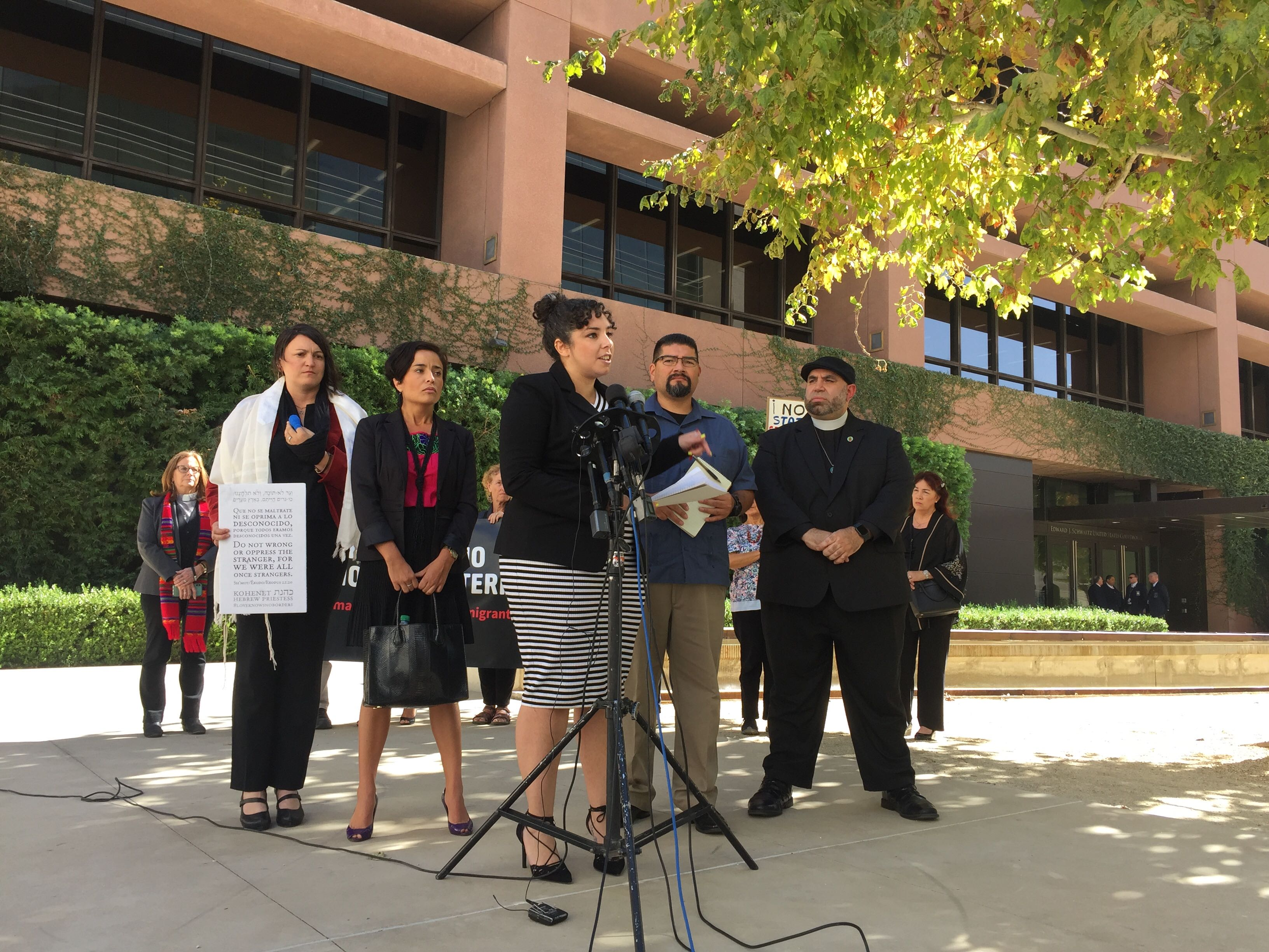 Four Border Protestors Found Not Guilty Of Ignoring Federal Orders