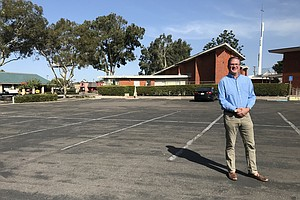 Photo for San Diego Council OKs 'YIGBY' Reforms For Housing On Church Parking Lots