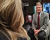 Dr. Ted Mazer speaks with KPBS Health Reporter ...
