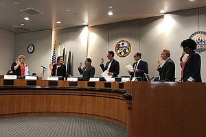 Photo for San Diego Regional Energy Agency Holds Inaugural Board Meeting