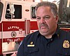 Alpine Fire Protection District Chief Bill Pask...