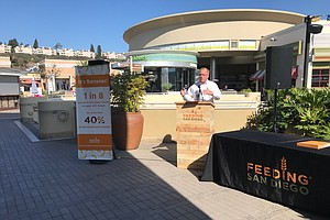 New App Will Help Fight Hunger In San Diego County