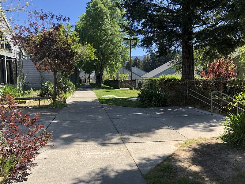 San Lorenzo Valley Unified is working to turn this former elementary school i...