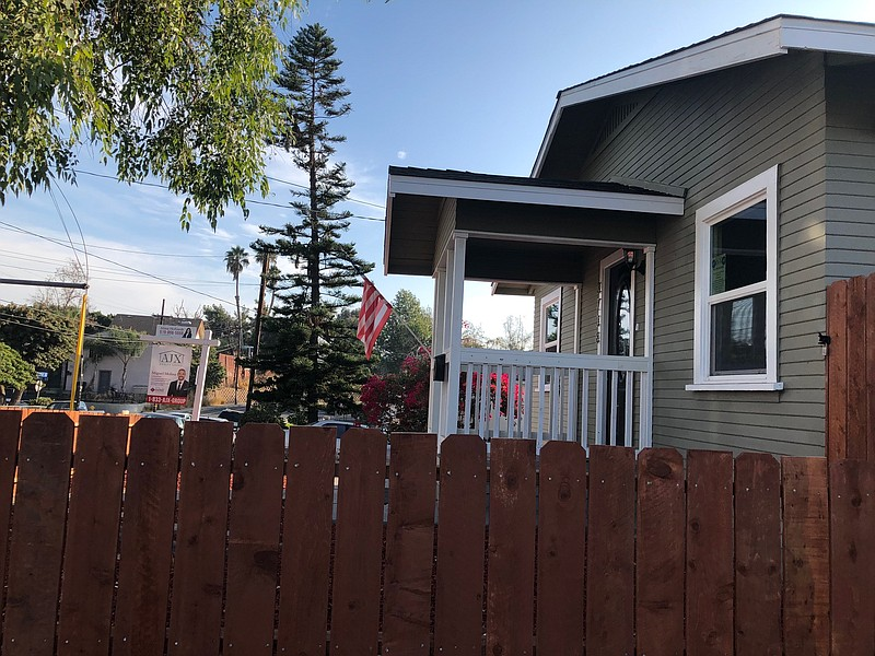City Heights' home for sale.