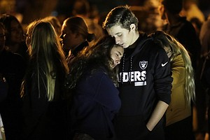 Santa Clarita Mourns Student Victims After School Shooting