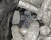 Meth in a duffle bag with a remote-controlled c...