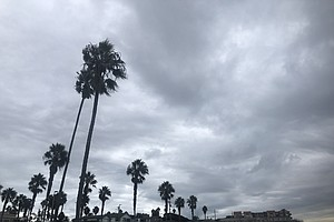 First Storms Of The Season Bring Rain, Snow To San Diego ...