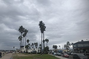 Photo for Storm Expected To Bring Rain, Snow To San Diego County