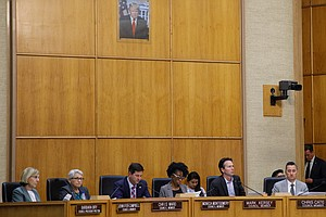 Photo for San Diego City Council Falling Short In Meeting Homeless Housing Goal