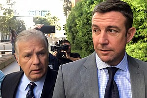 Photo for Duncan Hunter's Son Pens Letter To Keep Dad Out Of Jail