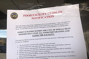 County Supervisors OK Waiver For Poway Restaurants Hurt B...