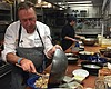 Chef Bernard Guillas cooks a Thanksgiving meal ...