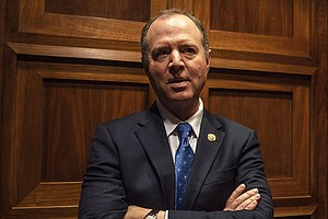 Rep. Adam Schiff: 'The Uncontested Facts Show This President Solicited A Bribe'