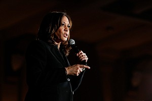 Photo for Home-State Skepticism Of Kamala Harris Foretold Trouble