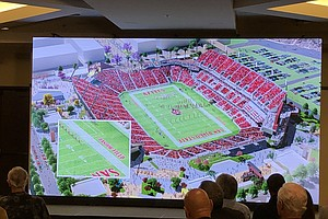 Photo for SDSU Announces $15M Donation Toward Mission Valley Stadium Project