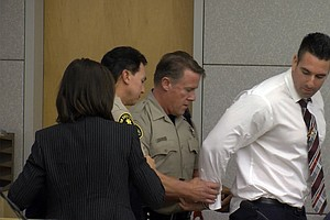 Photo for Ex-Deputy Richard Fischer Sentenced To 5 Years