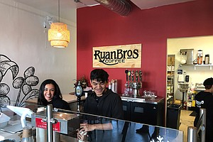 Photo for New City Heights Coffee Shop Owners Retain Commitment To Youth