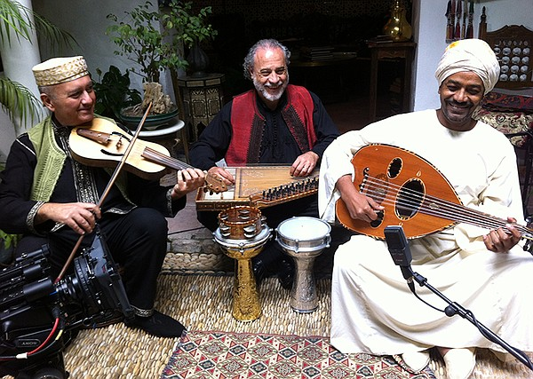 Andalusian music reached new heights under the Taifa King...