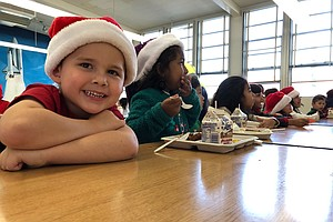 Photo for How San Diego Schools Fight Hunger During The Holidays