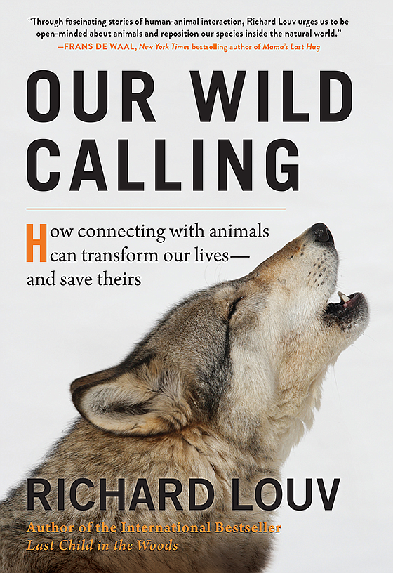 """The cover of """"Our Wild Calling: How Connecting With Anima..."""