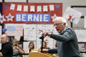 Sanders, Bloomberg Test Different Paths To A California Win
