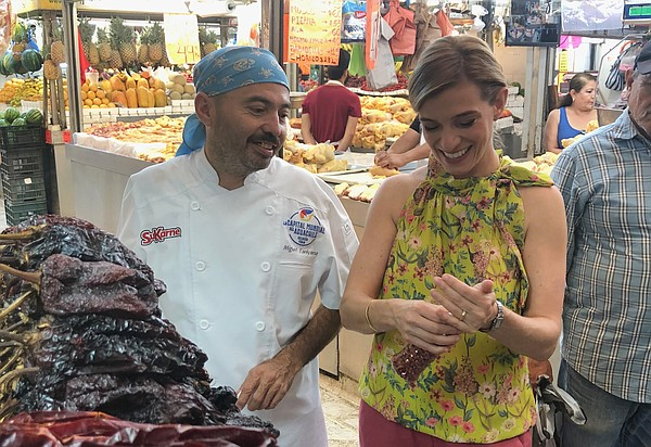 On a local's tour of Culiacán, Chef Miguel Taniyama gives...