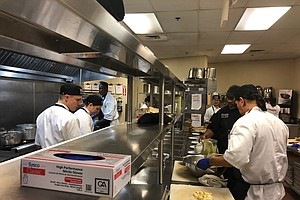 San Diego Culinary Program Takes On Hunger, Waste And Bar...