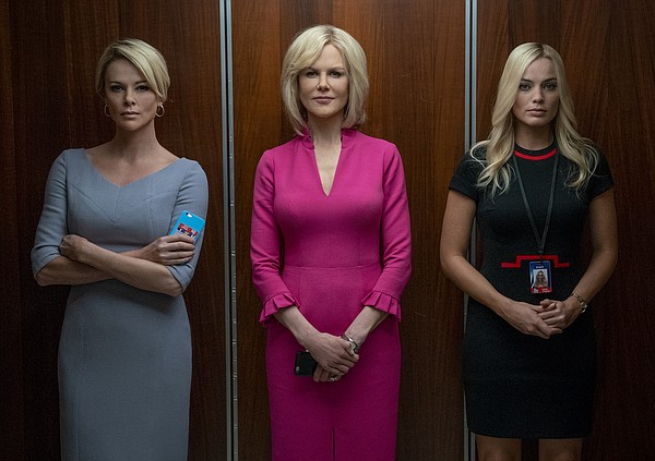 Charlize Theron, Nicole Kidman, and Margot Robie are the ...