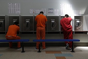 Photo for US Awards Immigration Detention Contracts In California