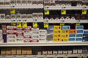 Photo for Age Limit Now 21 Across US For Cigarettes, Tobacco Products