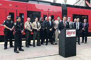 Photo for Transit Agencies Offer Free Rides, Extended Trolley Service On New Year's Eve
