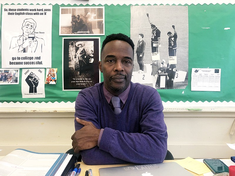 The Future Is Male: Why California Needs More Male Teachers Of Color   KPBS