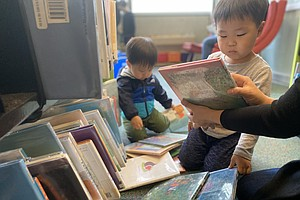 Photo for San Diego Library Encourages Family Reading With Winter Challenge