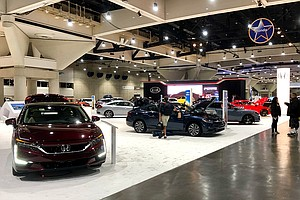 Photo for Get Behind The Wheel Of New Cars At The San Diego International Auto Show