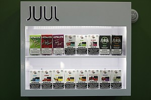 Photo for San Diego Unified School District Sues Juul For Marketing E-Cigarettes To Chi...