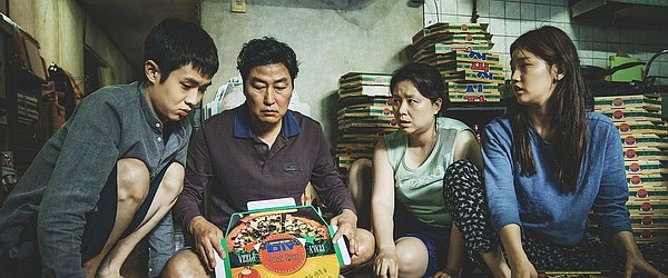 Bong Joon Ho's 'Parasite' earned six Oscar nominations in...