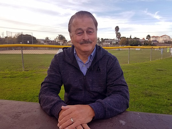 Monty McIntyre, a candidate for San Diego City Council Di...