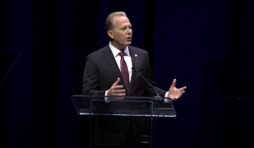 Mayor Faulconer Lays Out Ambitious Plans For Final Year In Office