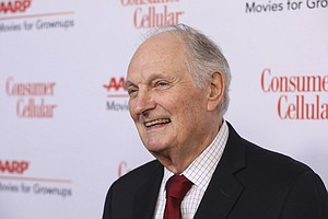 Photo for Actor Alan Alda Partners With Scripps Research To Improve How Scientists Comm...