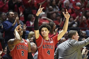 San Diego State Lone Unbeaten As No. 4 Aztecs Press On