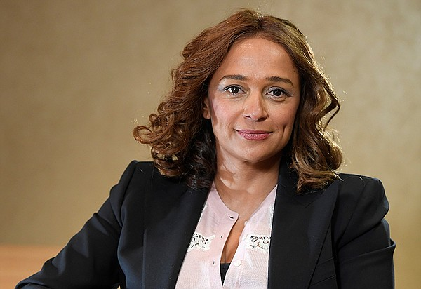 Isabel Dos Santos, daughter of Angola's former President ...