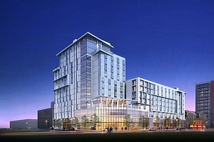 Father Joe's Breaks Ground On Affordable Housing High Rise
