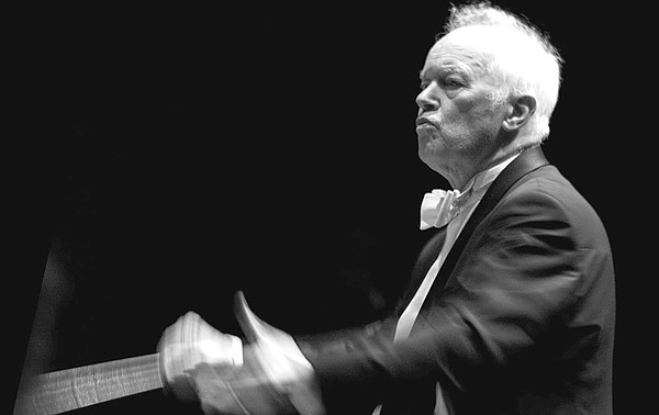 Edo de Waart will conduct the San Diego Symphony's perfor...