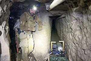Photo for Authorities Find Longest Southwest Border Smuggling Tunnel In San Diego